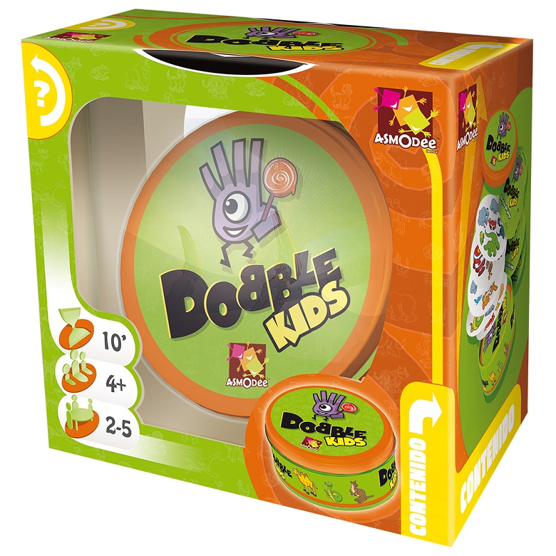 Gioco Carte Dobble Kids