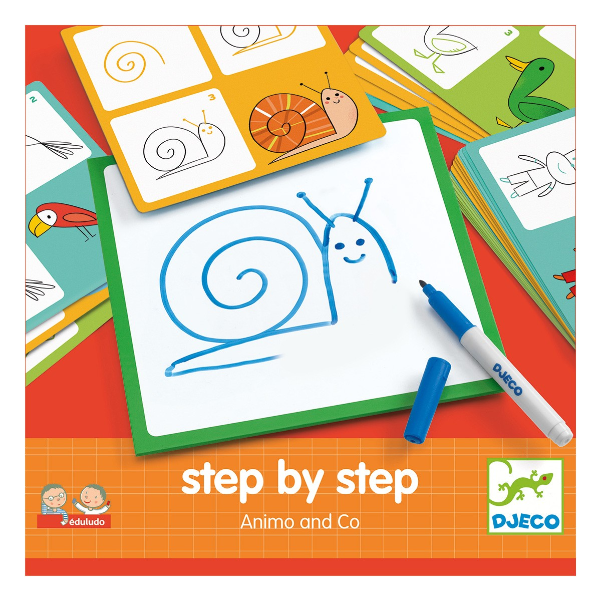 Disegno Step by Step - Animali & Co.