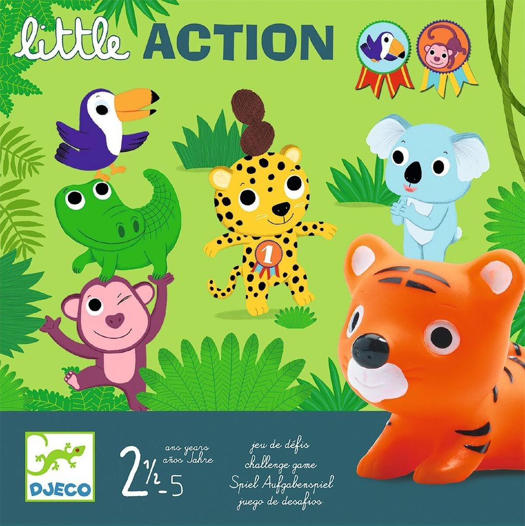 Primo Gioco Da Tavolo - Little Action