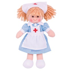 Bambola di Pezza Nancy Nurse (28cm)