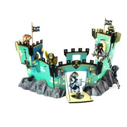 Castle on Ze Rock - Arty Toys Cavalieri