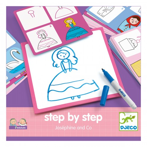 Disegno Step by Step - Joséphine & Co.