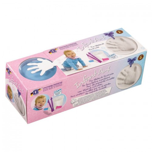Kit Impronte Azzurro - Infant Art