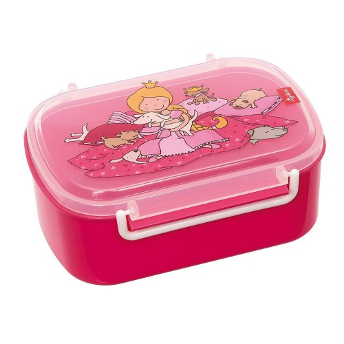 Lunch Box - Principessa Rosa